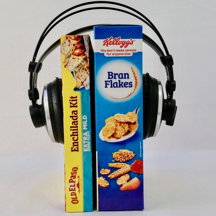 Commercials photo - Headset