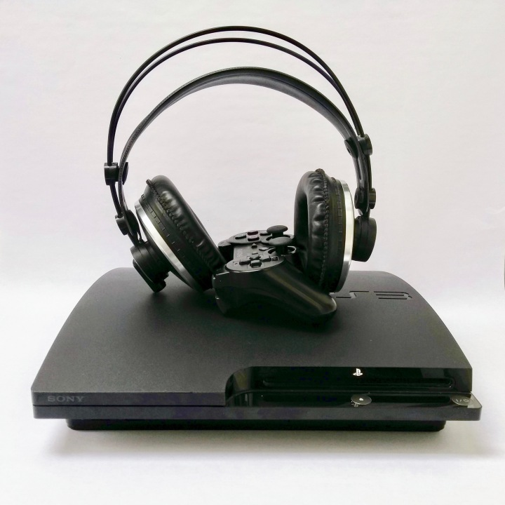 Playstation Video Game Voiceovers photo