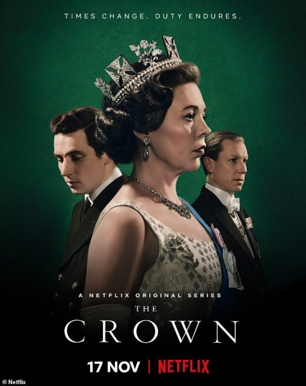 The Crown Netflix Season 3 ADR Voice Over Greek